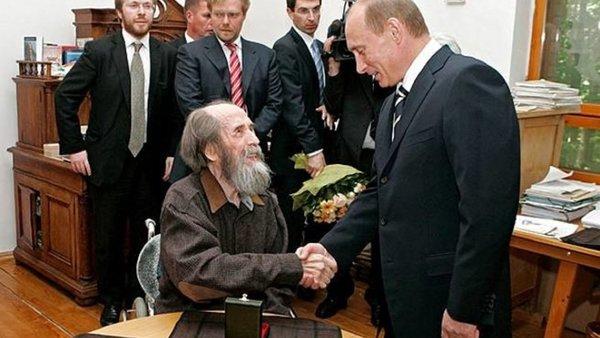20181103-К 100-летию Солженицына. Читаем ли его книги
