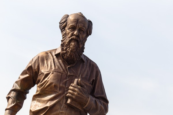 20150905-Памятник Александру Солженицыну открыли во Владивостоке-picD