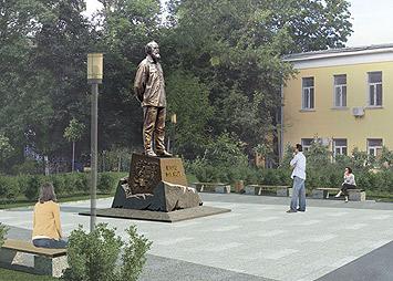 201804dd-Жители Москвы проголосовали за открытие памятника Солженицыну