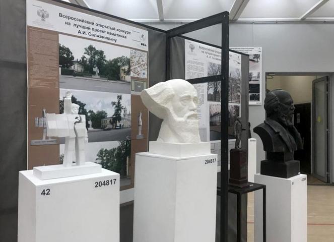 20181109_14-30-Петр Бирюков- Подготовка к установке памятника Солженицыну завершается на Таганке-pic2