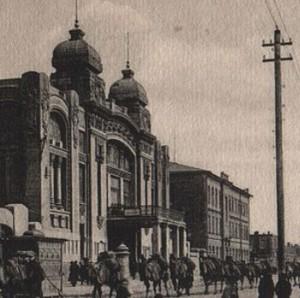 Картинки по запросу О вкладе армян в архитектуру города Баку.