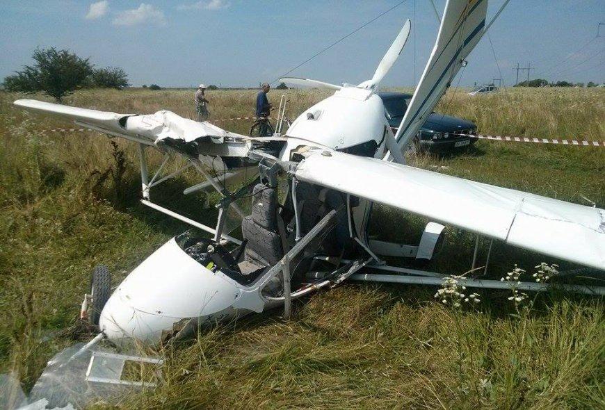 Самолет, пилотируемый жителем Луганска, разбился в Ростовской области - Цензор.НЕТ 434