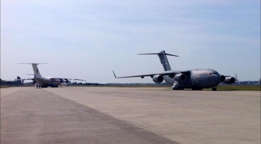 US C-17
