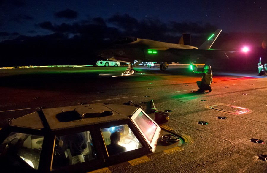 F-35-night-carrier-ops