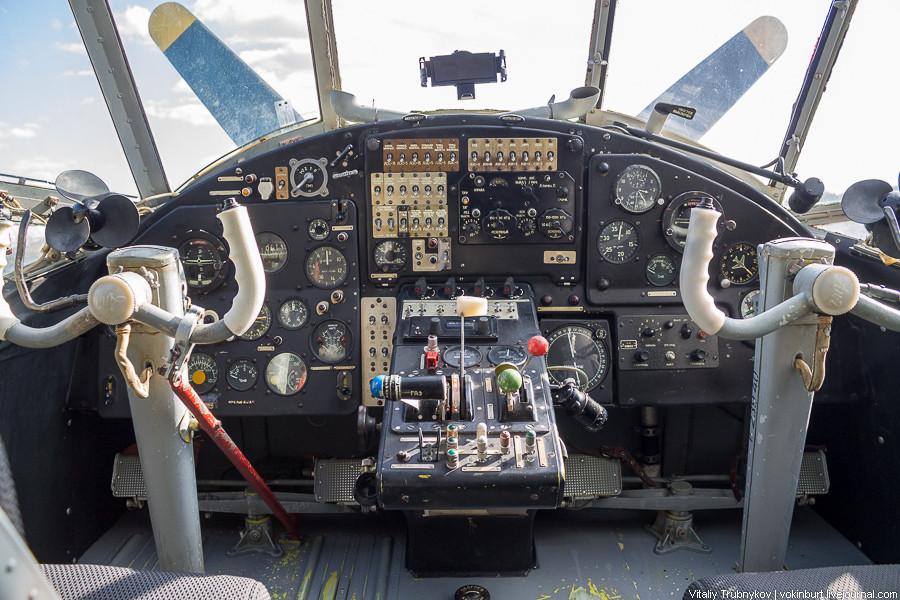 кабина ан-2 фото