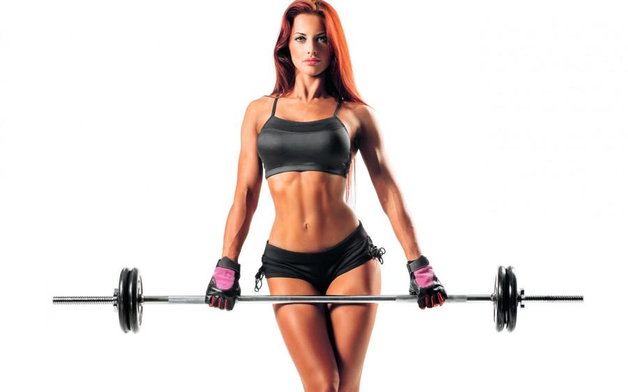 фитнес девушки обои на рабочий стол № 229160 бесплатно