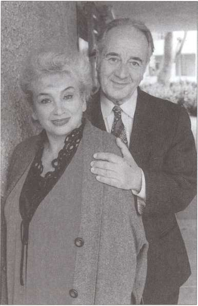 Татьяна и Анатолий Алексины.