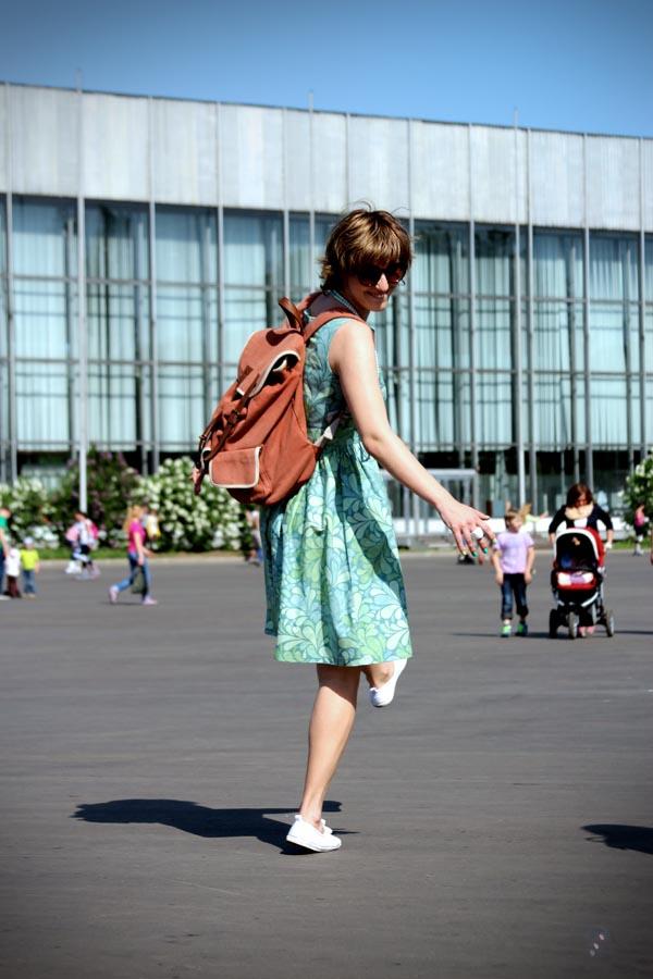Рюкзак на платье оформление рюкзака своими руками