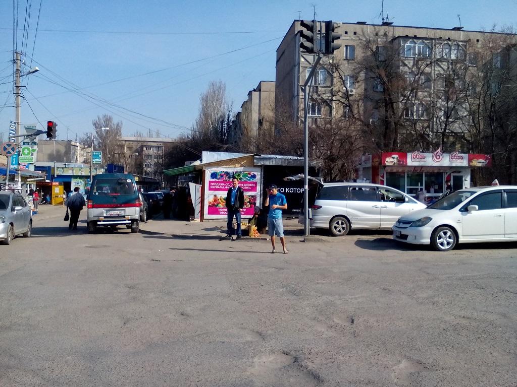 Бишкек. 29 февраля