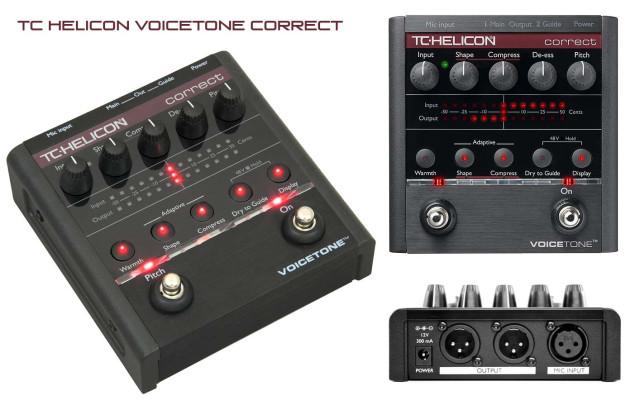 TC HELICON VoiceTone Correct (продается, купить, скидка)