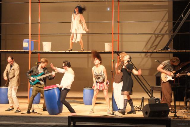 Театр на Литейном, премьера в Киришах