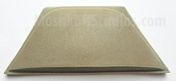 Сложная форма объёмной плитки ручной работы