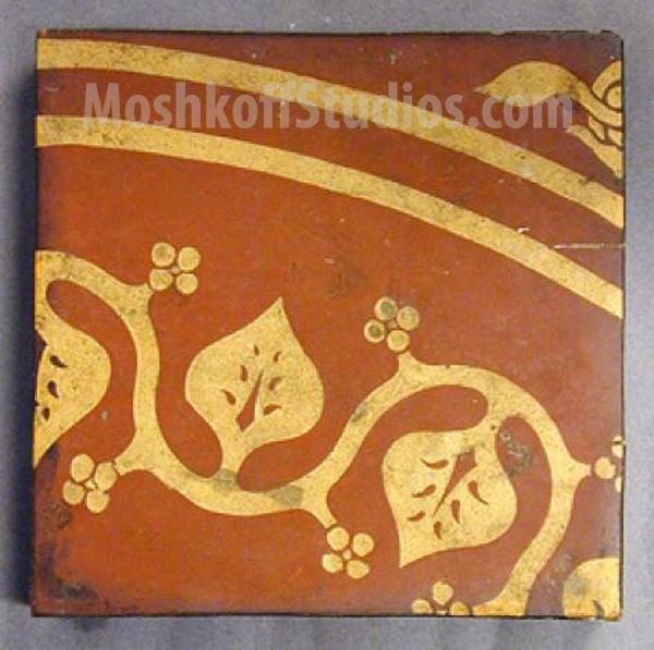 историческая и современная метлахская плитка, технологии Moshkoff Studios
