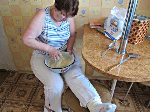 Вареники на кефире  пошаговый рецепт с фото на Поварру