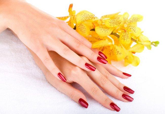 Покрытие шеллак: модный лак для ногтей: volinet_nastea