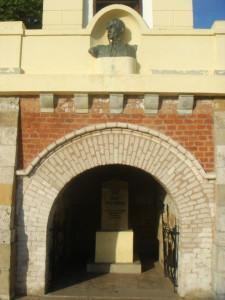 Монумент на Чегру 2
