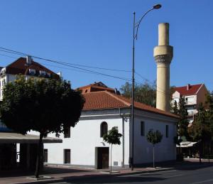 Islam-agina_džamija,_Niš