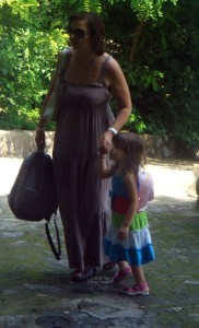 Модная мамочка 1