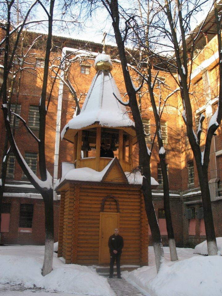 колокольня Бутырки