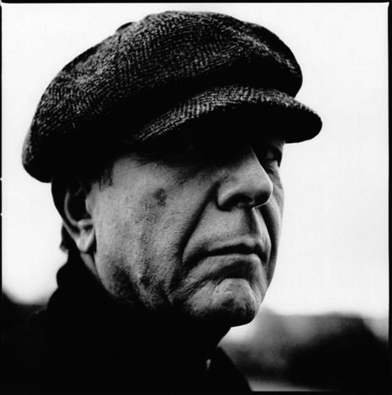 Леонард Коэн, 1992 год