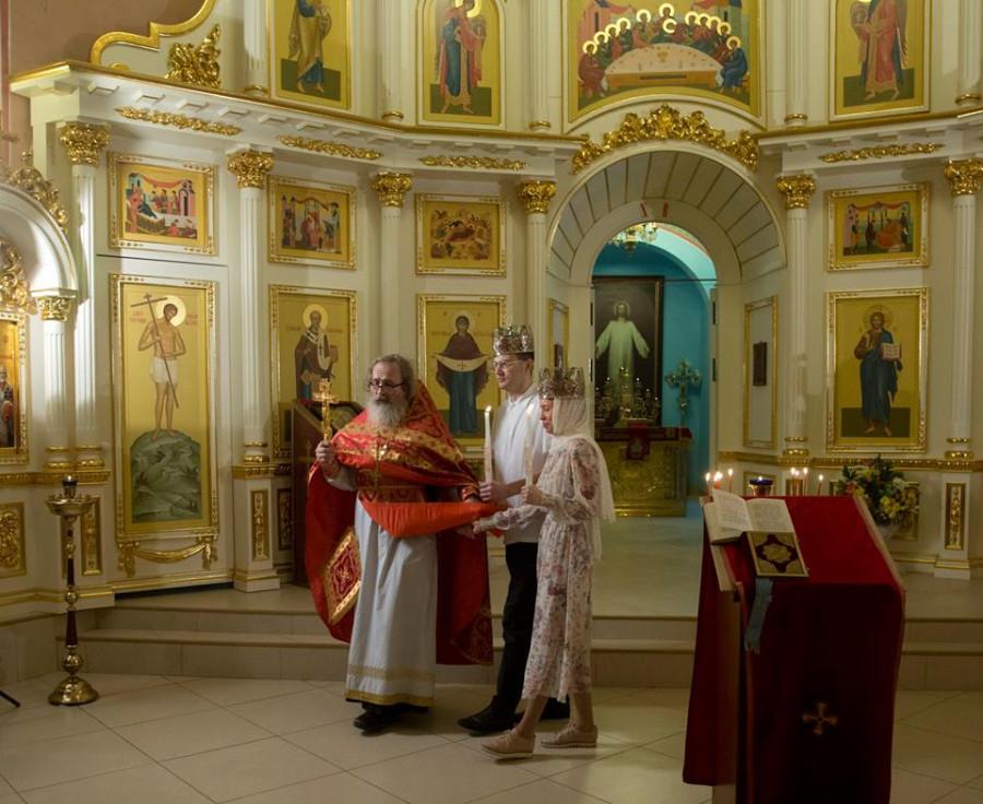 Венчание в Бутырке