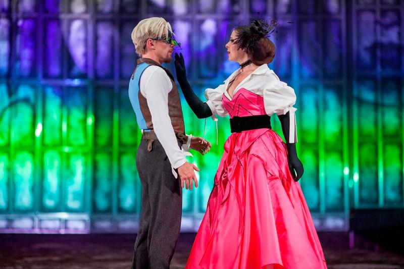 Сирано и Роксана в Театриуме на Серпуховке