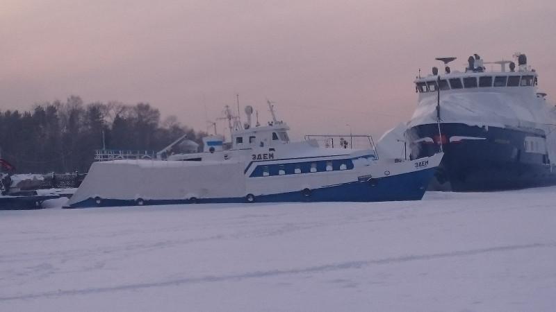 Эдем, вмерзший во льдах