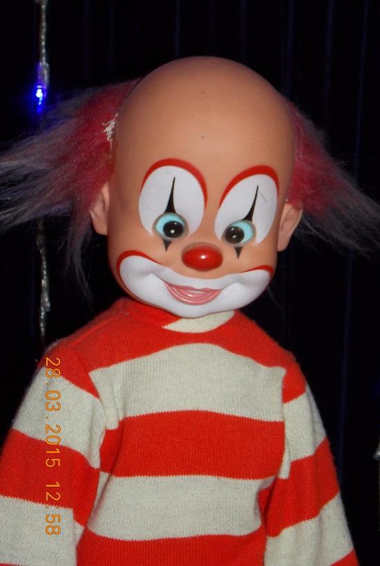 Музей клоунов в цирке танцующих фонтанов