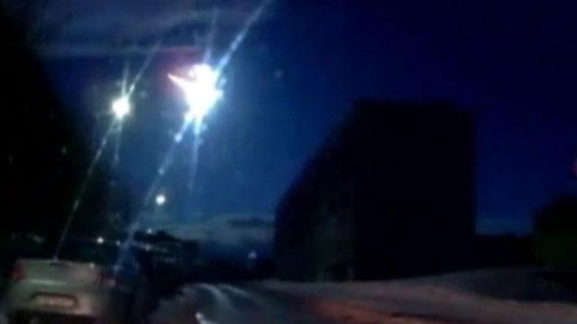 кольский метеор 2014
