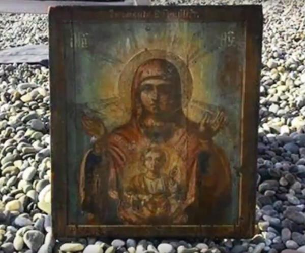 икона Божьей Матери 'Знамение'