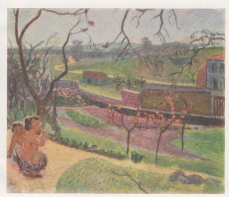 Пьер боннар 1867 1947 маленькие фавны