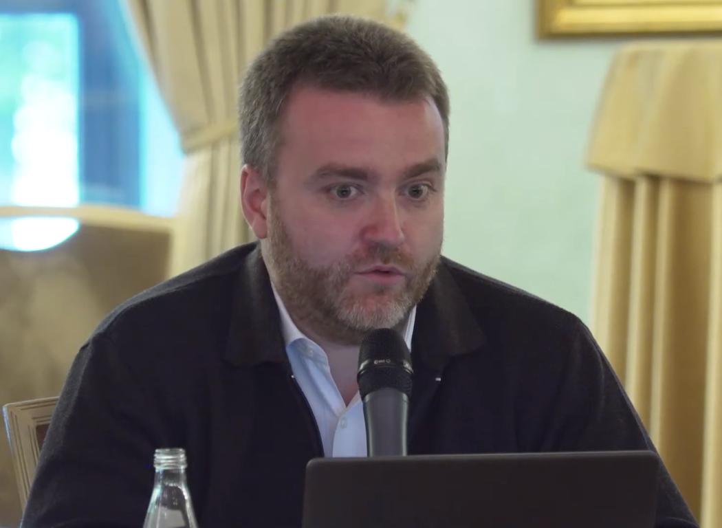 Начальник управления в правительстве Москвы Артём Костырко