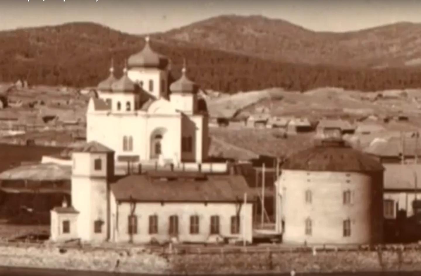 Свято-Троицкий старообрядческий храм ныне разрушенный.