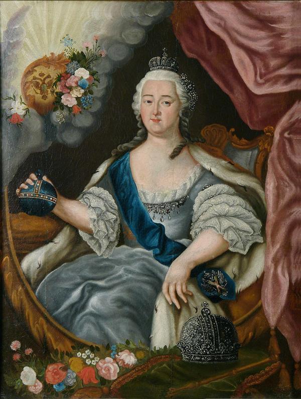 Елизавета Петровна (1709-1761), императрица (1741-1761)