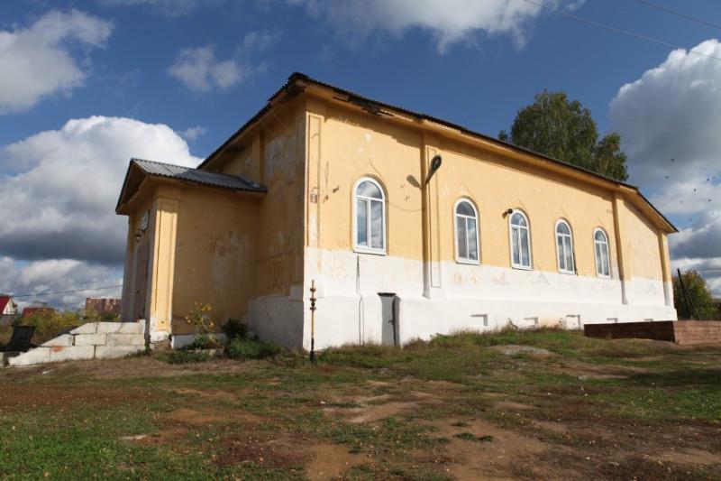 Церковь Александра Невского в селе Мостовском