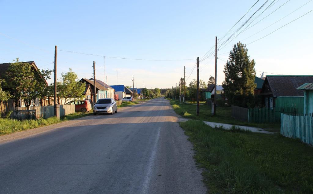 Село Щелкун с земли