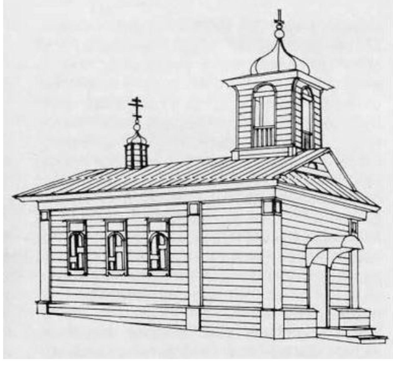 Пророко-Ильинская часовня в Пальниках