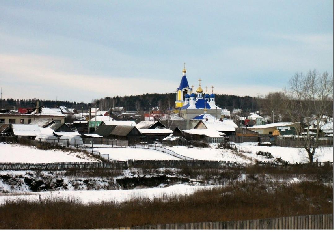 Село Большие Брусяны