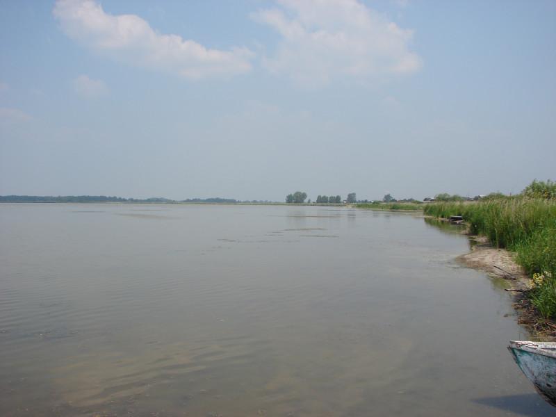 Озеро Кабанье. Храм не сохранился