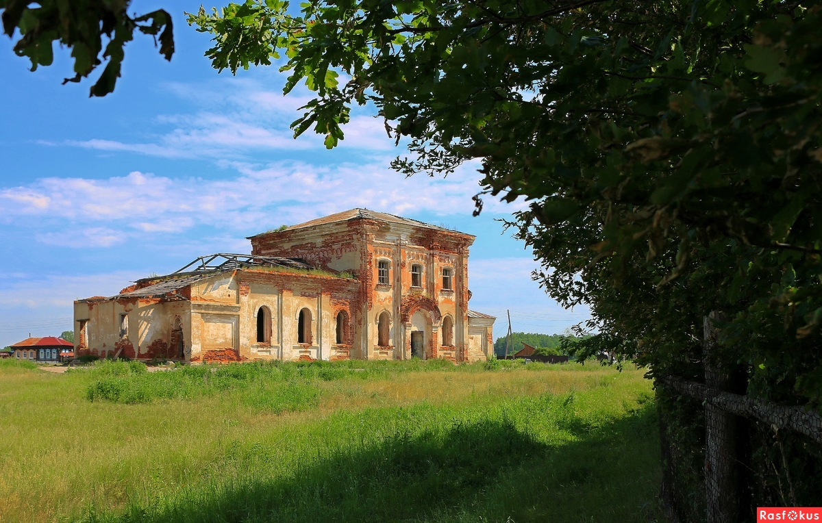 Сретенская церковь в Клепалово