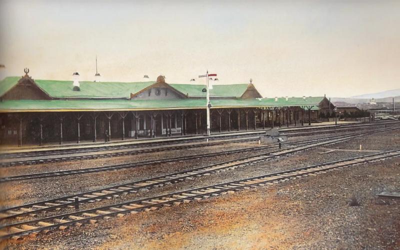Станция Нижний Тагил