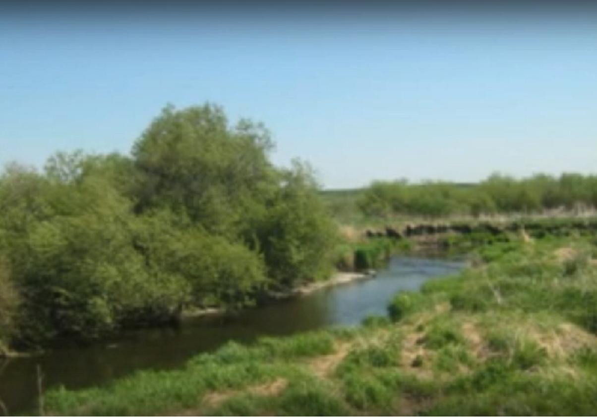 Река Синара у села Булзи