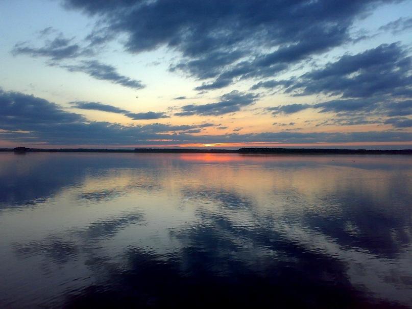 Озеро Пороховое