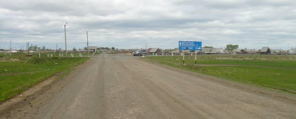 Деревня Урукуль
