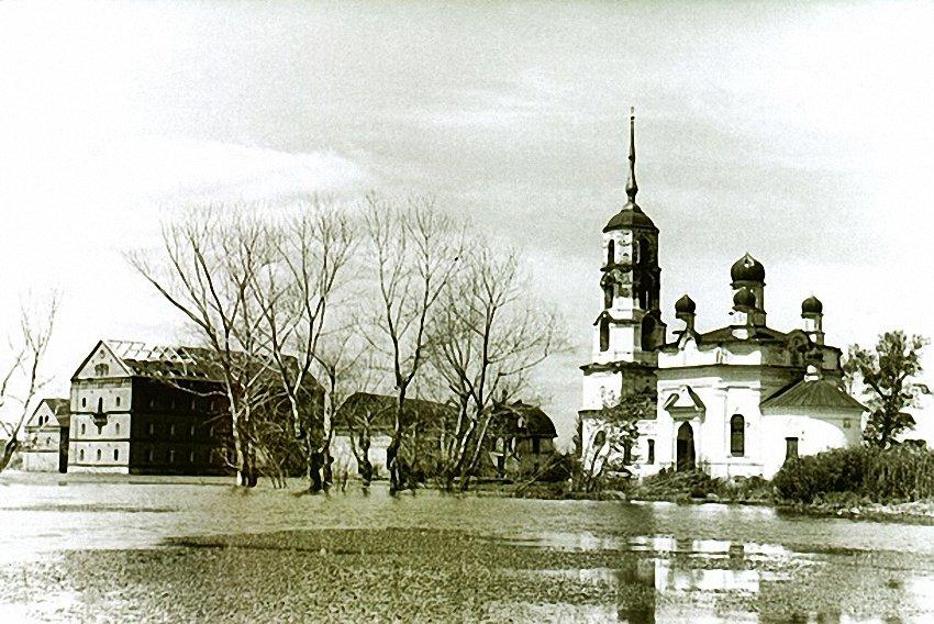 Церковь в Метлино