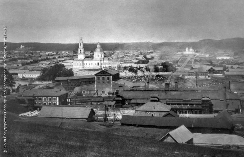 Успенская церковь в Сысерти