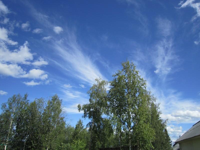 Красота северного неба