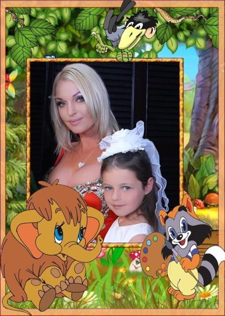 Анастасия Волочкова бросила 6-летнюю дочь в ночном клубе
