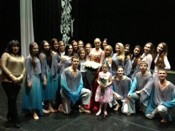 Харьков дети на сцене