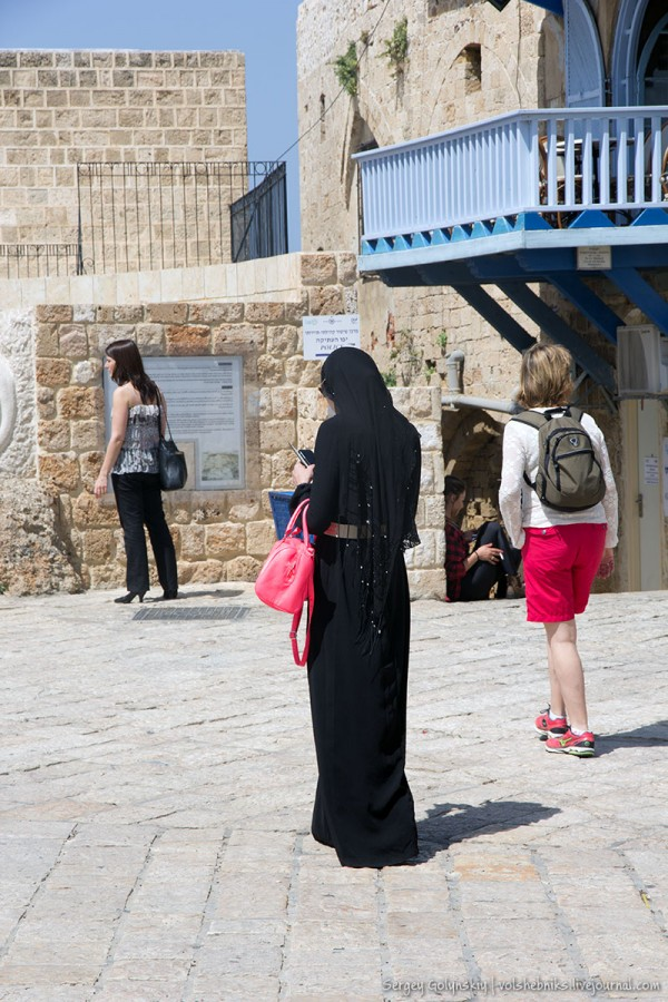 Модная мусульманка